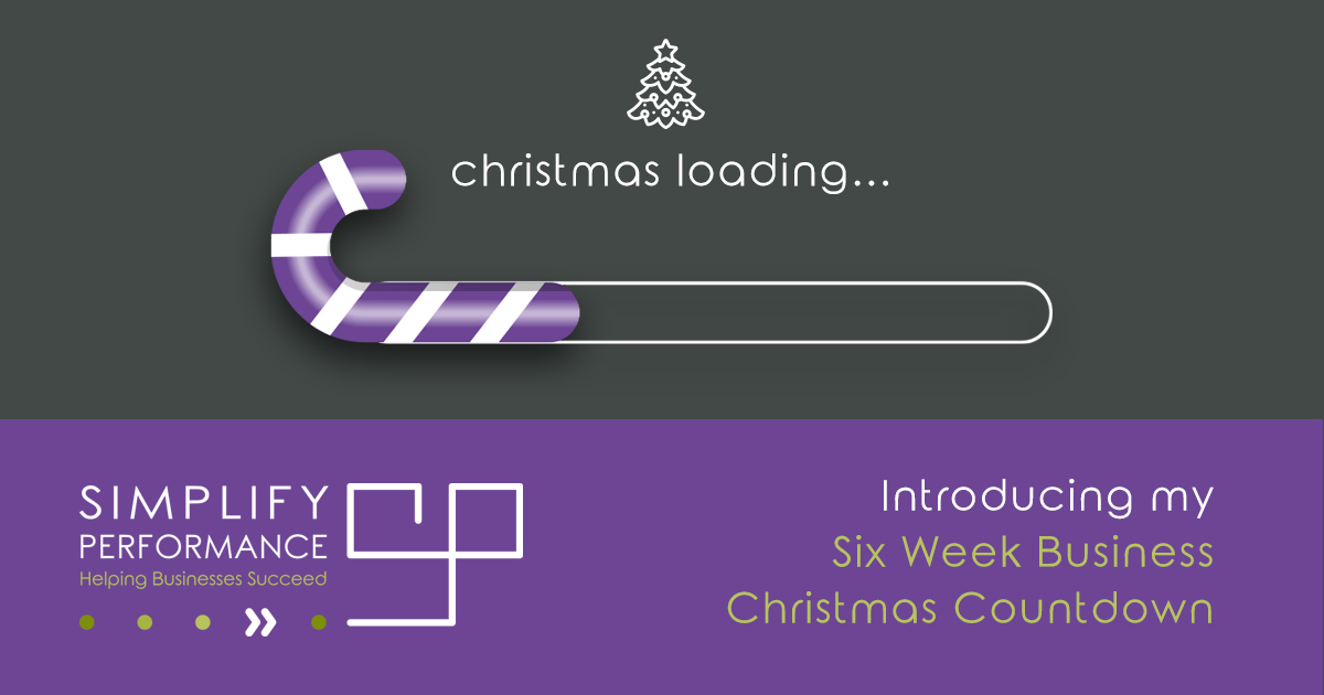 Business Christmas Countdown
