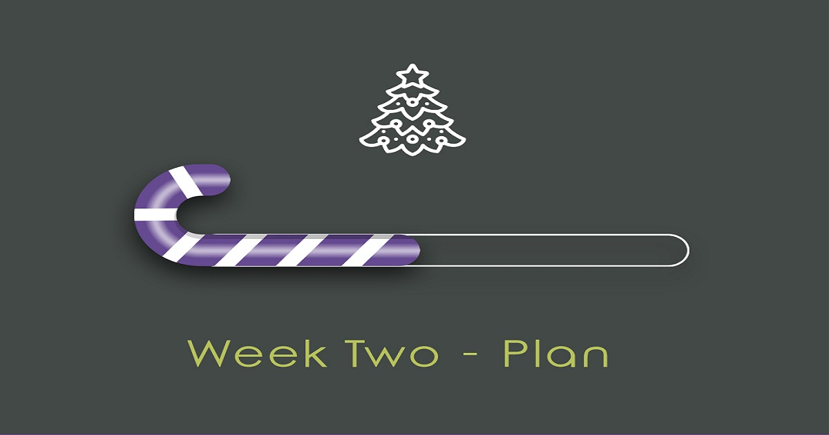 Business Christmas Countdown - Week 2